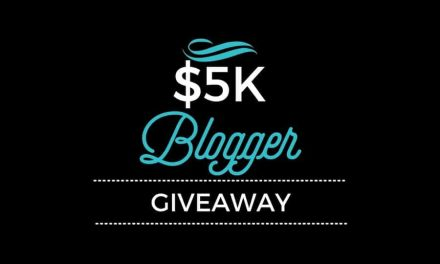 $5K Blogger Giveaway!