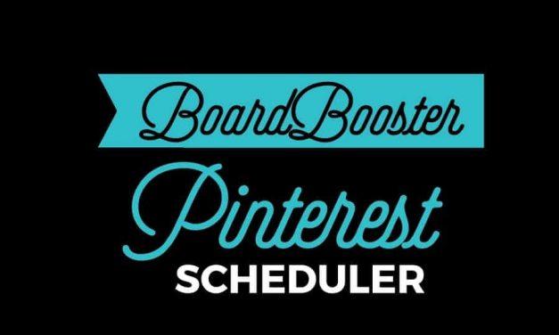 BoardBooster – Pinterest Scheduler