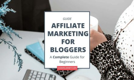 Affiliate Marketing for Bloggers – A Beginner's Guide