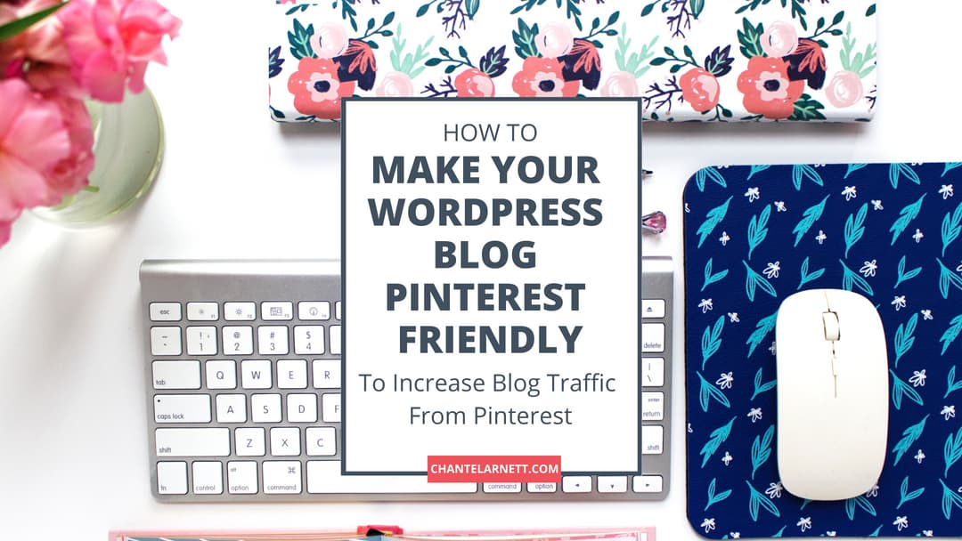 How To Increase Blog Traffic From Pinterest