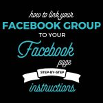 How to Link Your Facebook Group to Your Facebook Page