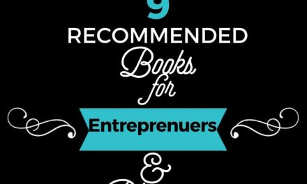 9 Recommended Books for Entrepreneurs