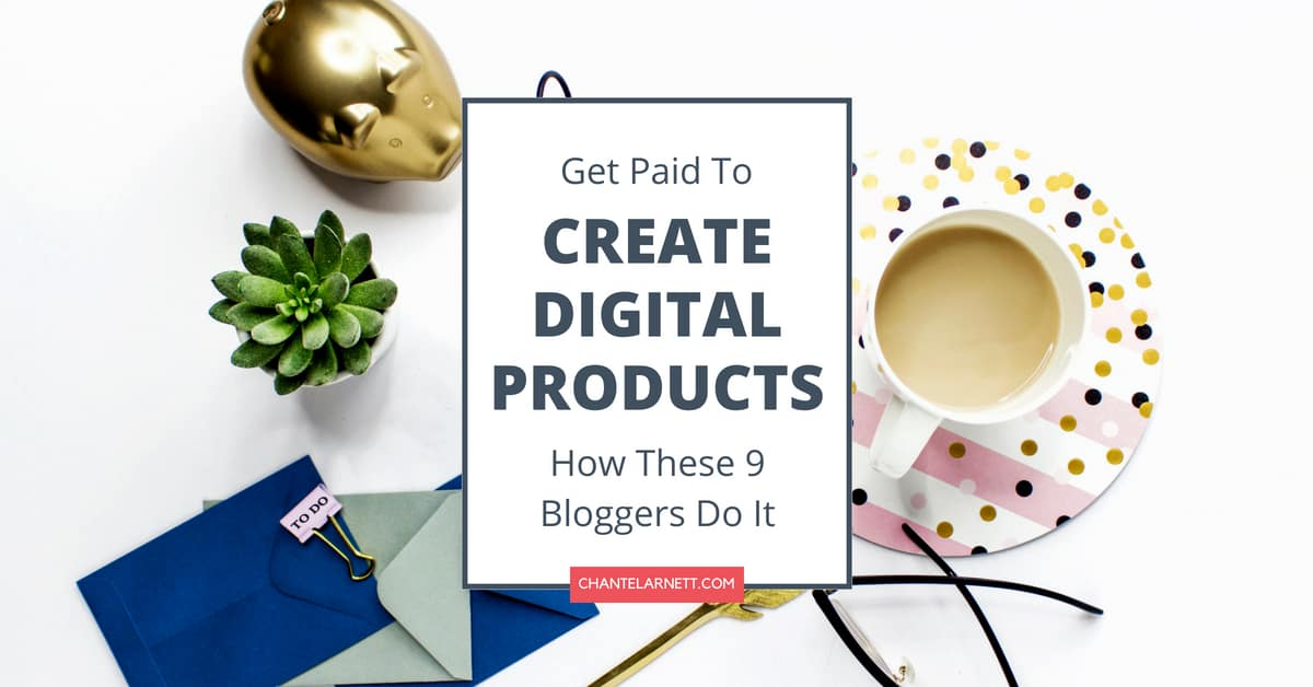 Create Digital Products and Get Paid