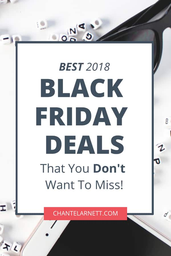 Best Black Friday and Cyber Monday deals for bloggers and online businesses!