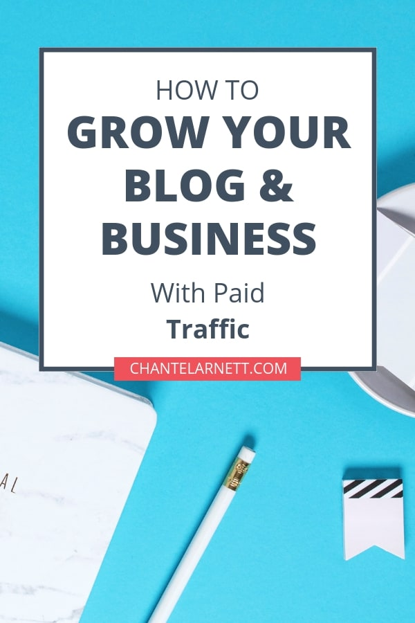 If you want to meet your blog traffic goals, there are a lot of tips for increasing blog traffic. But at some point, you may want to consider paid traffic. What is paid traffic? It's not as scary or complicated as it sounds. Learn what paid traffic is, what you need to get started, and how to make it work to increase your blog traffic.