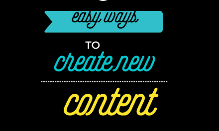 3 Easy Ways to Create New Content from PLR (Done-For-You) Content