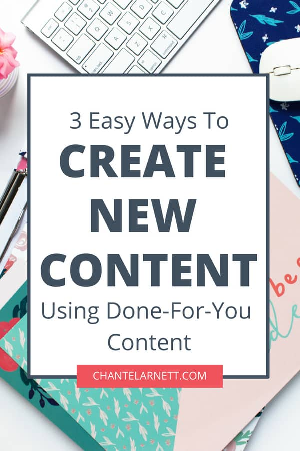 Don't fall into the trap of only using your PLR in only one format. You can recycle your favorite PLR pieces again and again. Here are three easy ways to create new content from your PLR that will be sure to help grow your email list.