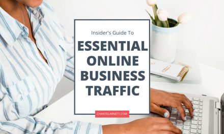 Insiders Guide to Essential Online Business Traffic