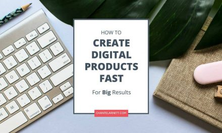 How to Create Digital Products Fast For Big Results