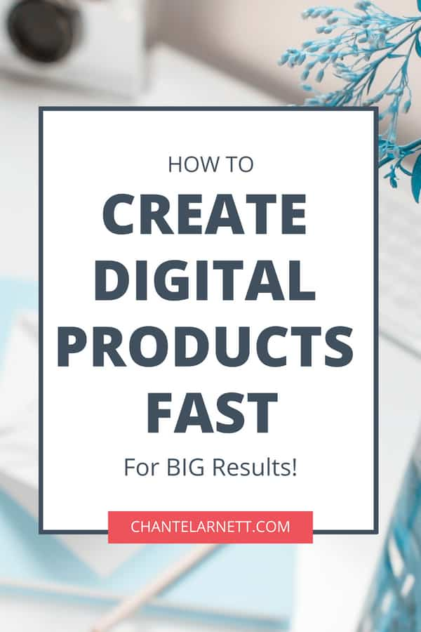 Who has the time to keep pumping out high-value digital products? Learn the four keys to creating digital products quickly and in high volume without skimping on quality. | digital product ideas | digital products to sell | create digital products