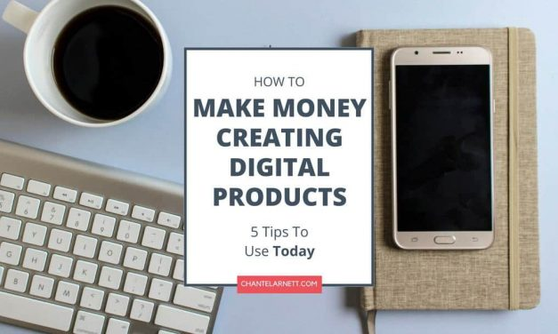 How To Make Money Creating Digital Products