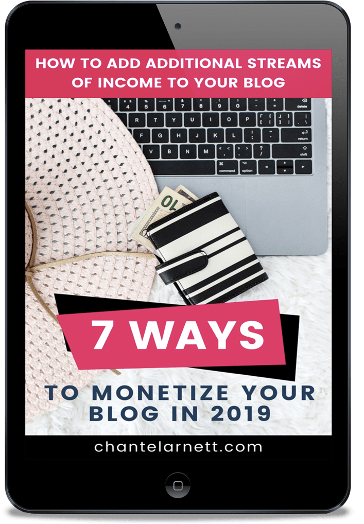 7 ways to monetize your blog in 2017