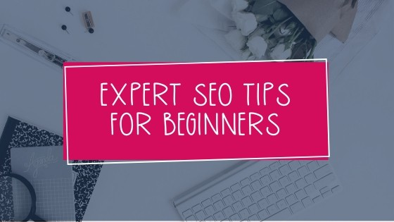 EXPERT SEO TIPS FOR BEGINNERS
