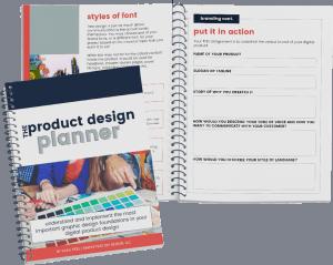 product design planner