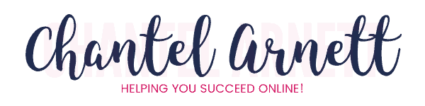 CHANTEL ARNETT SUCCEED ONLINE LOGO
